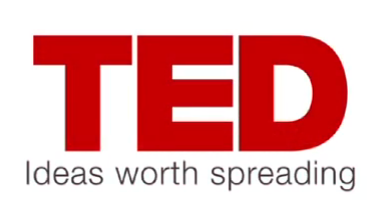 "text that reads, ""TED Ideas worth spreading"""