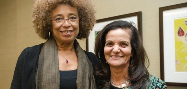 Angela Davis and Rasmea Odeh