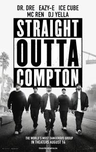 Straight Outta Compton movie poster