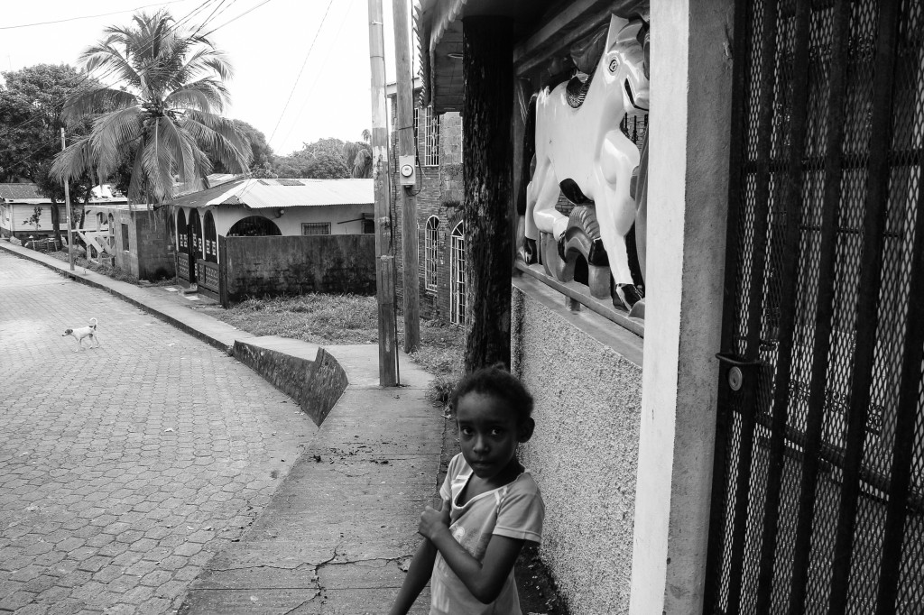 Nicaragua: Atlantic Coast is a black and white photo essay made in Bluefield, Orinico, and Kahkabila, Nicaragua among Creole, Garifuna and Miskito communities
