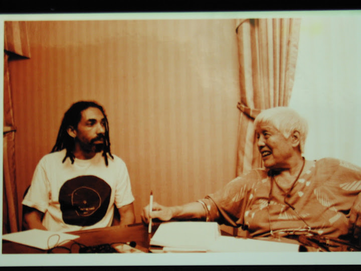 Grace Lee Boggs and Robin D G Kelley