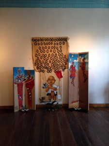 Dali + Itshanapa Nu : Travelling exhibition most wanted art gallery, Pittsburgh, PA
