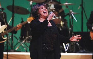 Mavis Staples in 2006. Photo credit: Tom Pich / Creative Commons