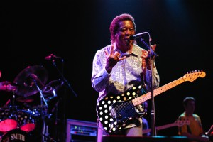Buddy Guy in 2002. Photo credit: TDC Photography / Shutterstock.com