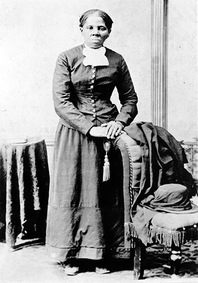 Harriet Tubman. (Photo: HB Lindsley / Library of Congress)