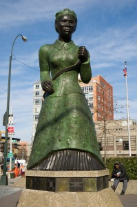 Harriet Tubman Statue in New York. Copyright: stockelements/ Shutterstock
