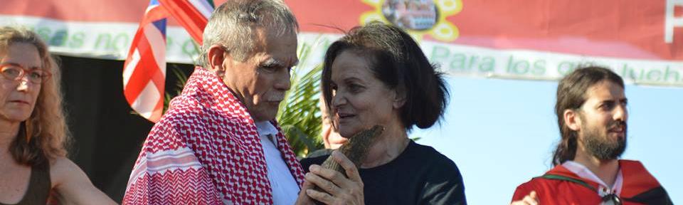 Oscar López Rivera and Rasmea Odeh