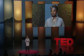 Kimberlé Crenshaw on Tedx stage