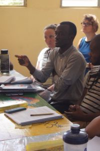 Students in the EqualHealth Social Medicine Course in Rural Haiti