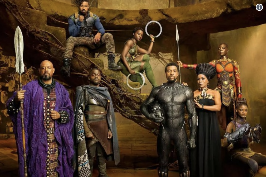 Black Panther cast picture