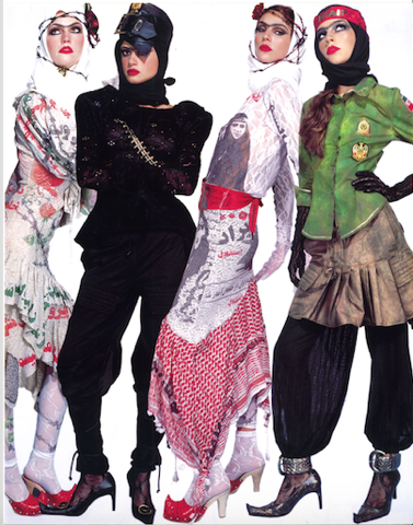 Head to Toe Fashion Design, Styling,Textile Design, and Art Direction