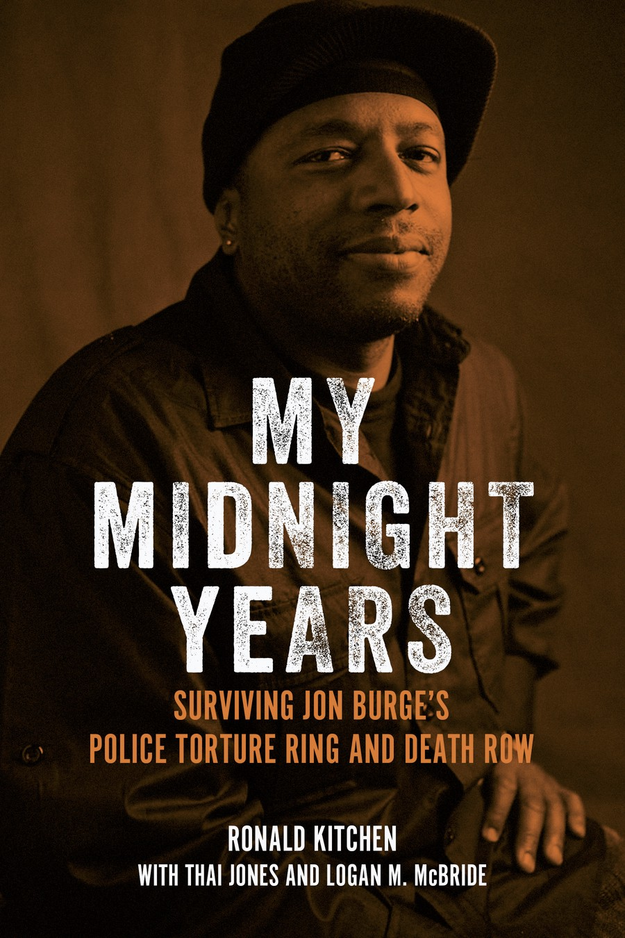 My Midnight Years book cover by Ronald Kitchen