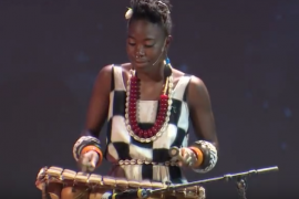 d'bi young anitafrika playing