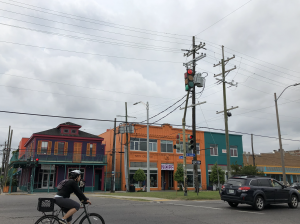 A photo of the New Orleans Healing Center.