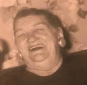 Josephine Mary Ahern Grant, circa 1958