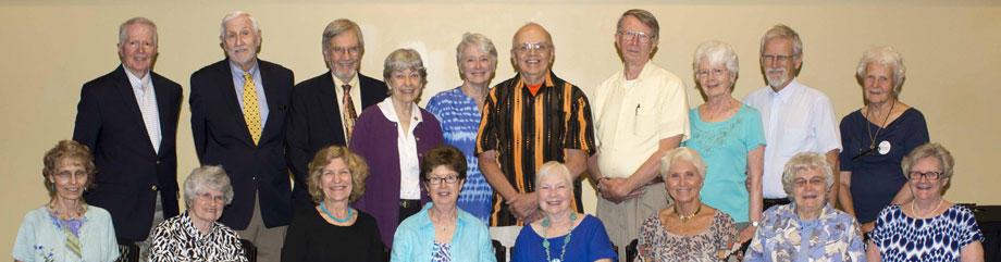 Emeriti Club Gathering in the Spring 2017