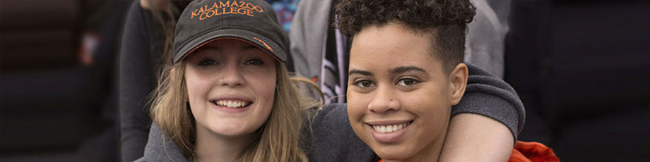 Two Kalamazoo College Students