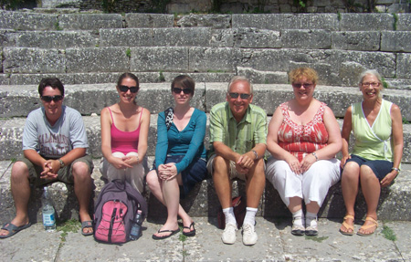 K Faculty and Alumni in Italy