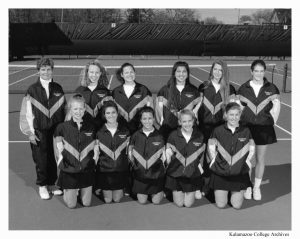 1994 Women's Tennis Team