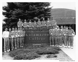 1997 Men's Tennis Team