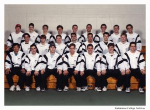 1999 Men's Tennis Team