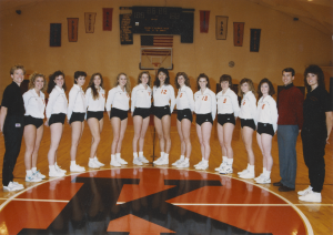 1990 Volleyball Team