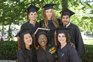 Celebrate your Senior's achievements with a gift to Kalamazoo College.
