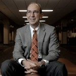 Portrait of Associate Provost Paul Sotherland