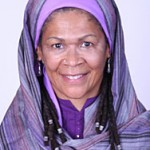 Portrait of Amina Wadud