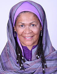Islamic and gender studies scholar and author Amina Wadud