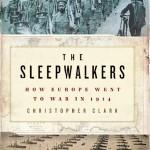 Cover of Christopher Clark book The Sleepwalkers