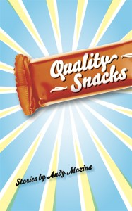 Book cover of 'Quality Snacks'