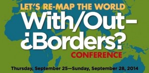 Advertisement for 2014 Without Borders Conference