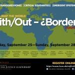 Without Borders Conference Poster