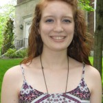 Amanda Johnson ''''17 earns 2015-16 Boren Scholarship to study Chinese language in China.