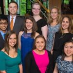 Class of 2019 Heyl Scholars