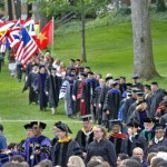 Kalamazoo College Convocation 2015