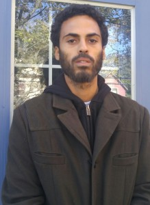 Arcus Center for Social Justice Leadership Regional Fellow Jacob Pinney-Johnson