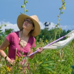 K alumna and bee expert Rebecca Tonietto '05