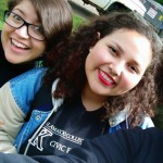 Two Kalamazoo College students