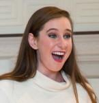 Lauren Landman Sings During Honors Day