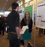 Students Present Undergrad Research Posters