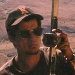 1991 Kalmazoo College Alumnus Jeff Wilson in Niger