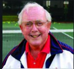Former Kalamazoo College Tennis Standout Vic Braden