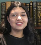 Kalamazoo College first-year student Mansi Dahal