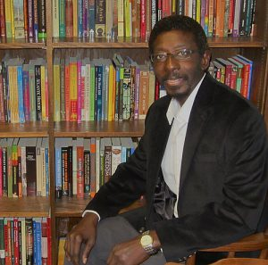 Associate Professor of History Joesph Bangura