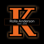 Rolla Anderson obit 1920-2018