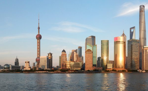 Panoramic view of Shanghai reflects intercultural experience