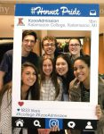 Prospective Students on a Campus Visit