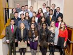 Students Honored with Senior Leadership Recognition Awards cDugal 8963